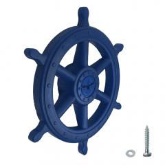 OceanPilot XXL steering wheel pirate Red